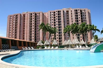 hotel internacional resort: