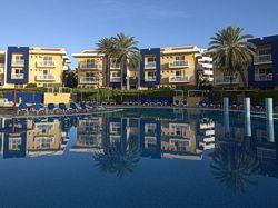 Margarita - Fachada - Piscina Hotel Hesperia Playa El Agua