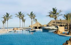 Isla de Coche - Piscina Hotel Sun Sol Punta Blanca